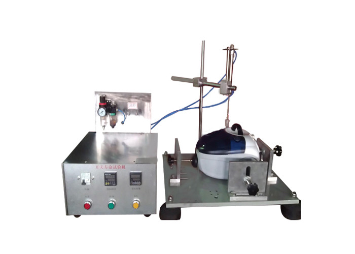 IEC61058.1 / IEC60669.1  Switch Tester Vacuum Switch Life Testing Machine